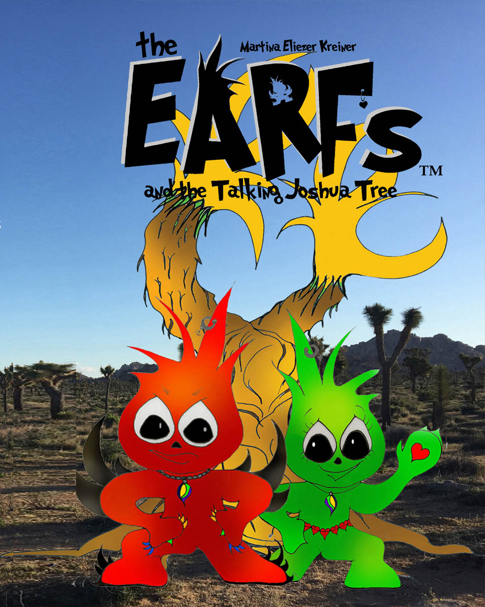 The Earfs and the Joshuatree Book Title