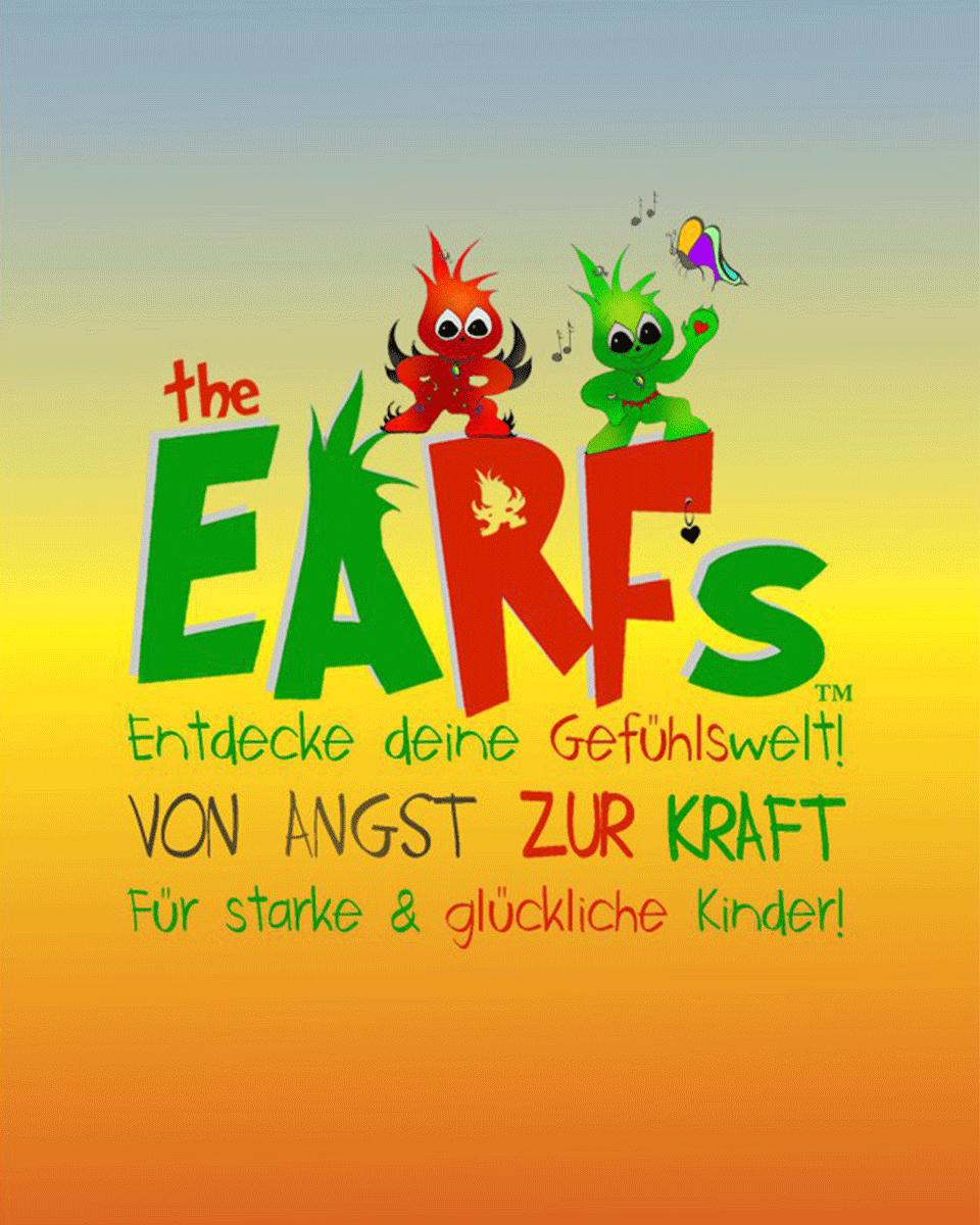 Persönlichkeitsentwicklung Kinder - Kinderängste Grundschule - Kind Angst - Impulskarten - Selbstwert stärken mit den Earfs - Glückliche Kinder - The-Earfs-Buch-2-DE