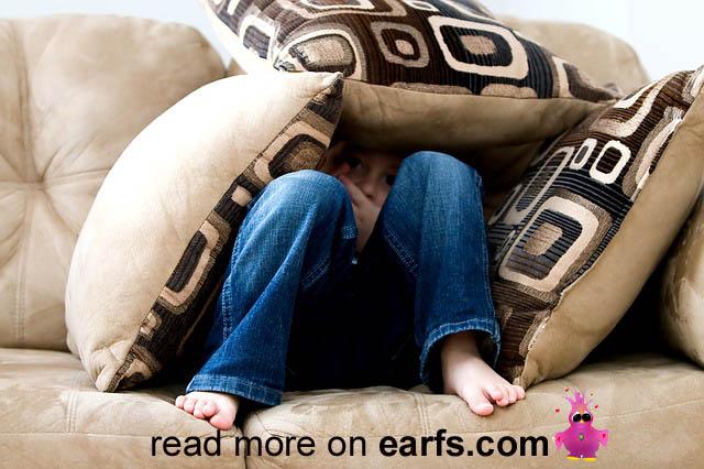Children's fears Earfs