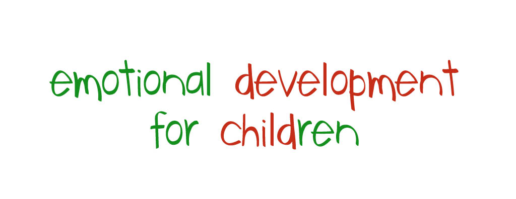 emotional development for children
