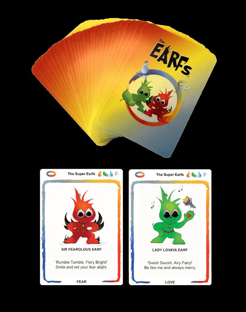 Persönlichkeitsentwicklung für Kinder Karten