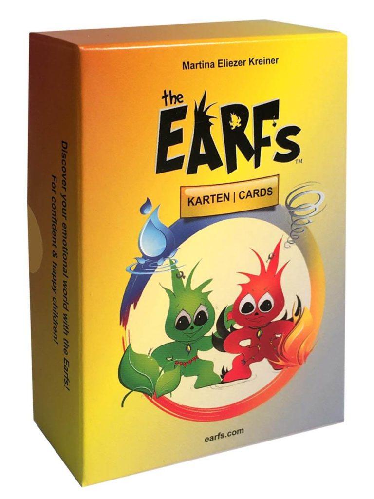 Persönlichkeitsentwicklung für Kinder earf Spielkarten