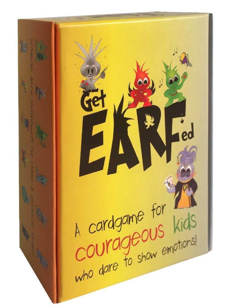 Persönlichkeitsentwicklung für Kinder earf impulskarten